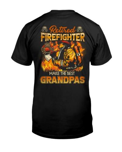 Retired Fireghter Make The Best Grandpas