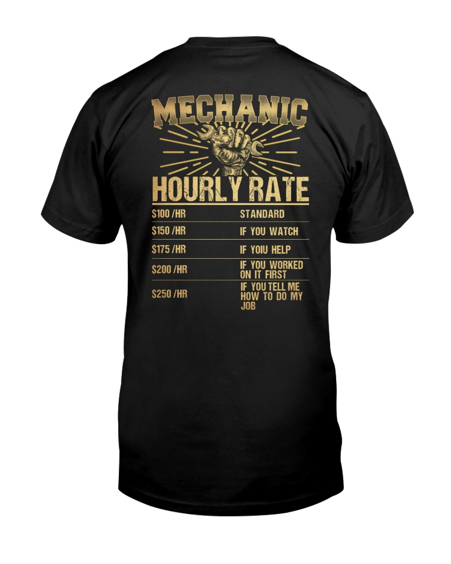 Mechanic Classic T-Shirt