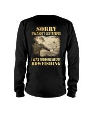 Bowfishing  Long Sleeve Tee thumbnail