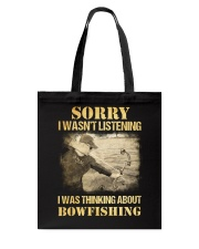 Bowfishing  Tote Bag thumbnail