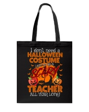 Great Shirt for Teachers Tote Bag tile