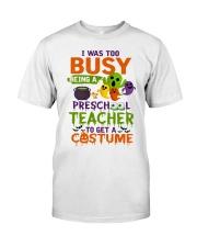 Preschool Teachers Classic T-Shirt thumbnail