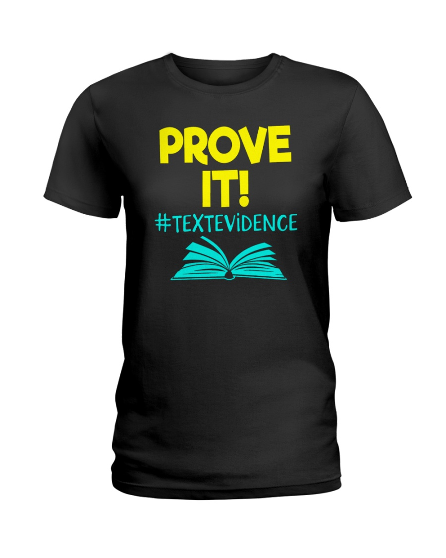 Great Shirt for Teachers Ladies T-Shirt