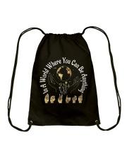 Great Shirt for SPED Teachers Drawstring Bag thumbnail