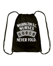 Washington DC Drawstring Bag thumbnail