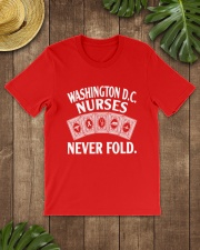 Washington DC Classic T-Shirt lifestyle-mens-crewneck-front-18