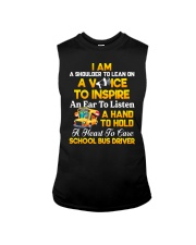 Bus Driver Sleeveless Tee thumbnail