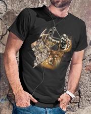 Washington D C Classic T-Shirt lifestyle-mens-crewneck-front-4