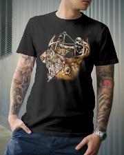 Washington D C Classic T-Shirt lifestyle-mens-crewneck-front-6