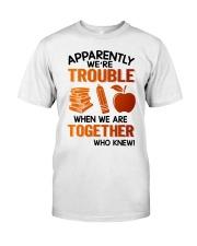 Great T-Shirt for Teacher Classic T-Shirt thumbnail