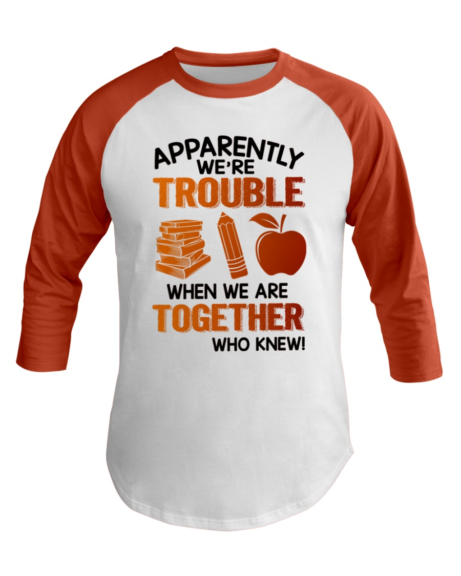 Great T-Shirt for Teacher Baseball Tee