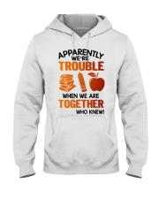 Great T-Shirt for Teacher Hooded Sweatshirt thumbnail