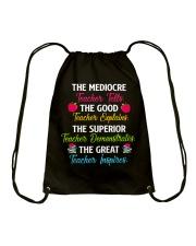 Best T-Shirts for Teachers Drawstring Bag thumbnail