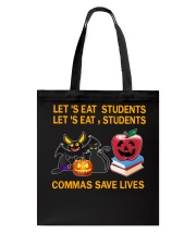Great Shirt for Teachers Tote Bag thumbnail