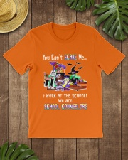 Great Shirt for Teachers Classic T-Shirt lifestyle-mens-crewneck-front-18