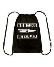 Hunting Drawstring Bag thumbnail