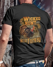 Hunting Classic T-Shirt lifestyle-mens-crewneck-back-2