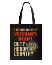 Veteran Tote Bag thumbnail