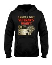 Veteran Hooded Sweatshirt thumbnail