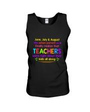 Teacher's best T-Shirt Unisex Tank thumbnail
