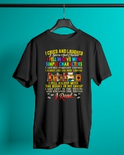 Great Shirt for Book Lovers Classic T-Shirt lifestyle-mens-crewneck-front-3