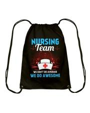 Nursing Team Drawstring Bag thumbnail