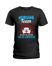 Nursing Team Ladies T-Shirt thumbnail