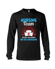 Nursing Team Long Sleeve Tee thumbnail