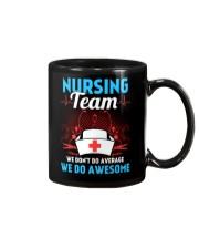 Nursing Team Mug thumbnail