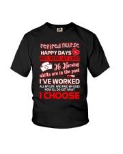 Retired Nurse Youth T-Shirt thumbnail