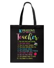 T-Shirt for an old Teacher Tote Bag thumbnail