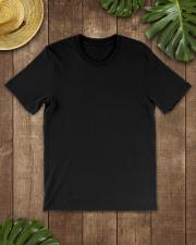T-Shirt for an old Teacher Classic T-Shirt lifestyle-mens-crewneck-front-18