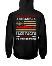 Navy Submarine Service Hooded Sweatshirt thumbnail