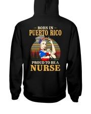 Puerto Rico Nurse Hooded Sweatshirt thumbnail