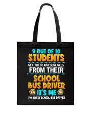 Bus Driver Tote Bag thumbnail