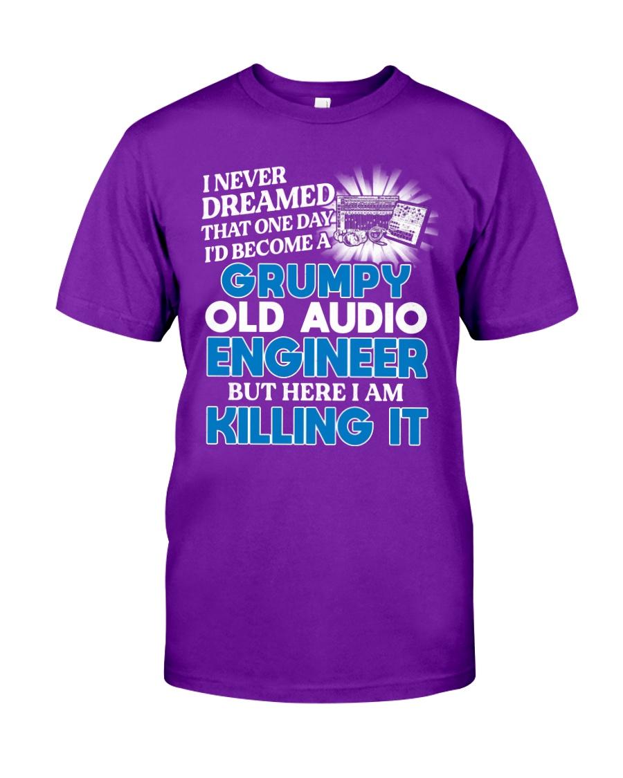 Great Audio Engineer Classic T-Shirt