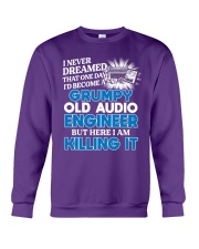Great Audio Engineer Crewneck Sweatshirt thumbnail
