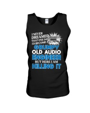 Great Audio Engineer Unisex Tank thumbnail