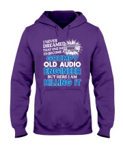 Great Audio Engineer Hooded Sweatshirt thumbnail