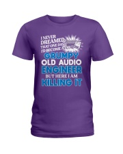 Great Audio Engineer Ladies T-Shirt thumbnail