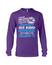 Great Audio Engineer Long Sleeve Tee thumbnail