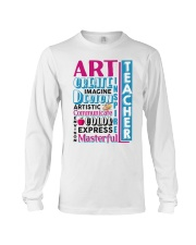 Great T-Shirt for Teacher Long Sleeve Tee thumbnail