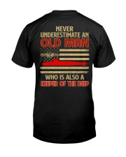 Submarine Classic T-Shirt back