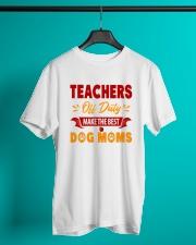 Teacher  Classic T-Shirt lifestyle-mens-crewneck-front-3
