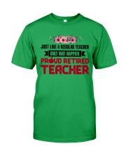 Retired Teacher  Classic T-Shirt thumbnail