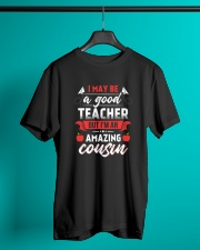 Teacher's Best T-Shirt Classic T-Shirt lifestyle-mens-crewneck-front-3
