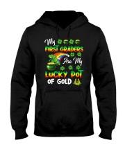 Great Shirt for First Grade Teachers Hooded Sweatshirt thumbnail