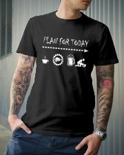 Mechanic Classic T-Shirt lifestyle-mens-crewneck-front-6