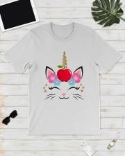 Teacher  Classic T-Shirt lifestyle-mens-crewneck-front-17