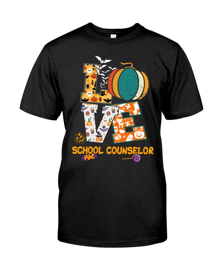 School Counselor Classic T-Shirt